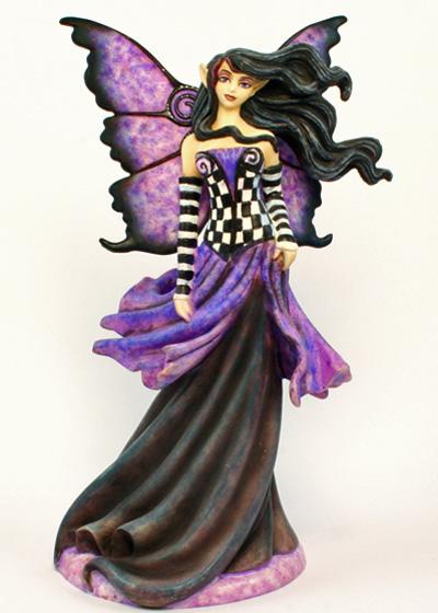 AB37016 Goth Purple