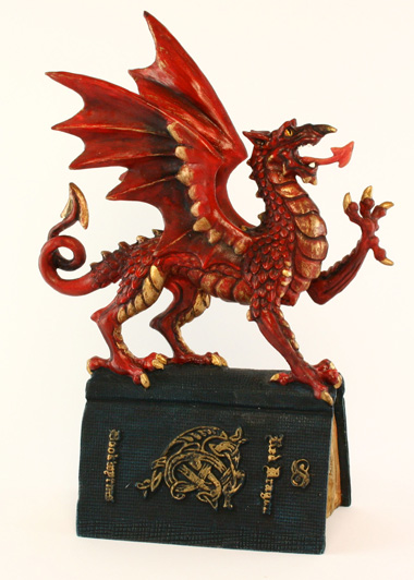 BW112 Red Dragon