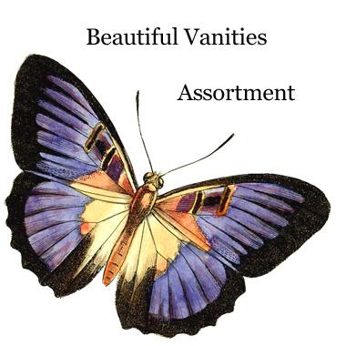 ZBV300A Beautiful Vanities Assortment Prepack