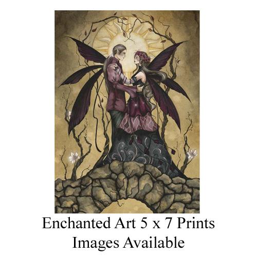 Enchanted Art 5 x 7 Prints