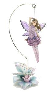 "JG/50112 ""Lavender Ballerina / ornament"