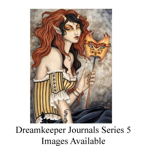 Amy Brown Enchanted Art Journals 5