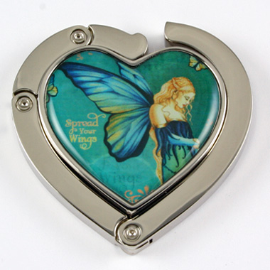 MM70043 Jessica Galbreth Spread Your Wings Purse Holder
