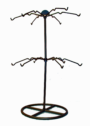 FGDISP3 Metal Ornament Display