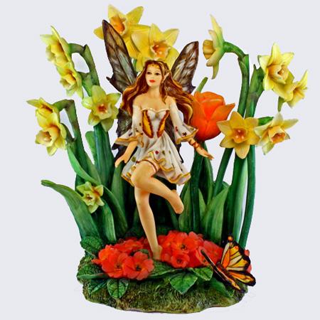 NT166 Rhapsody of Flowers