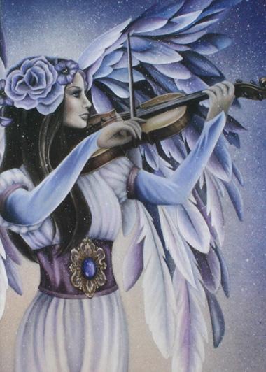 VAP97033 Divine Melody Print