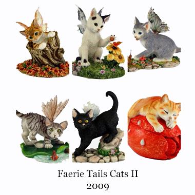 ZFGC6850 Faerie Tails Cat Prepack
