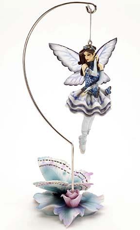 JG/50109 Blue Ballerina / ornament