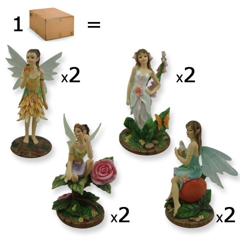 FG/8860 Faerie Glen Woodland Assortment #5